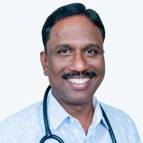 Dr. Rudrappa