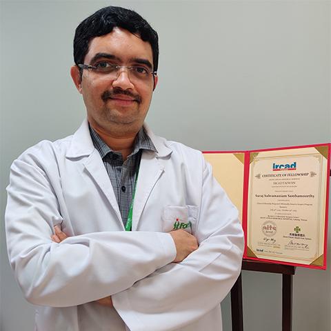 Dr. S Suraj Subramaniam
