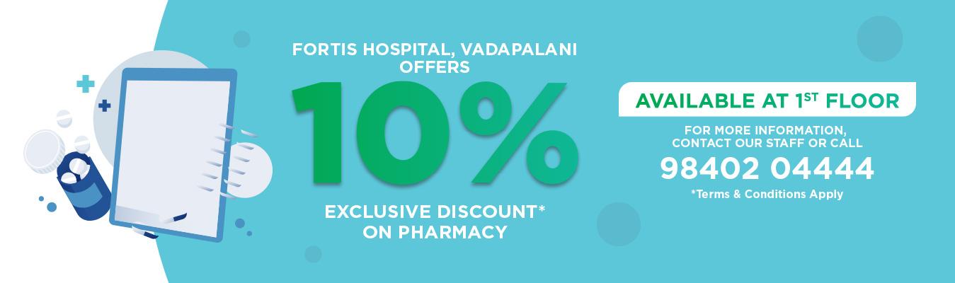 10 % Discount