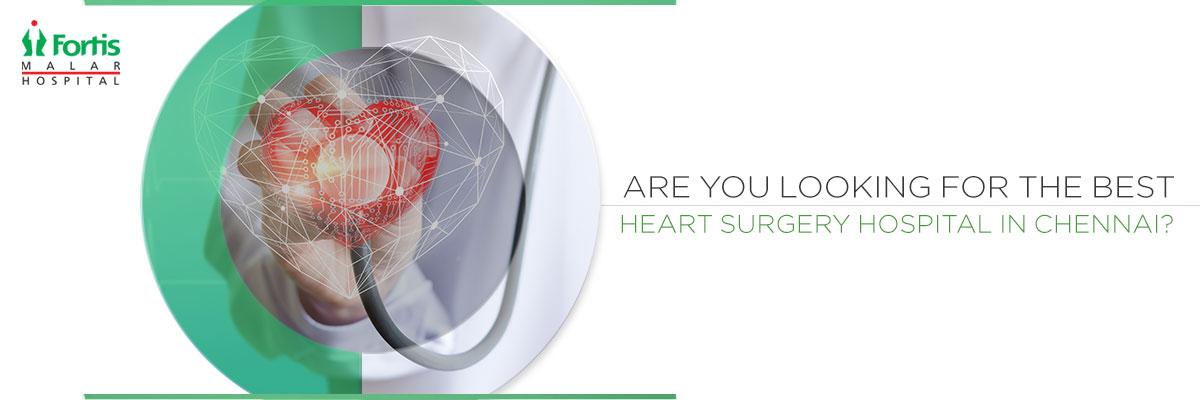 Best Heart Surgery Hospital In Chennai