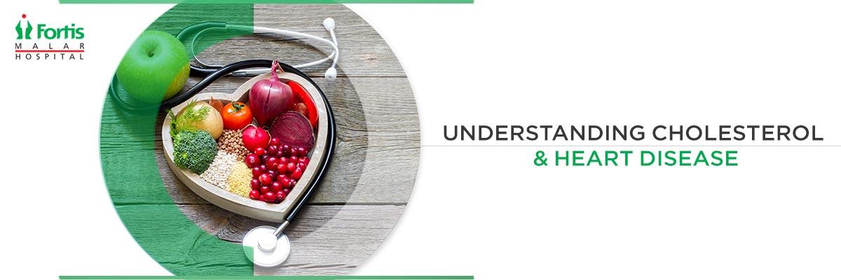 Understanding cholesterol and cardiac diseases