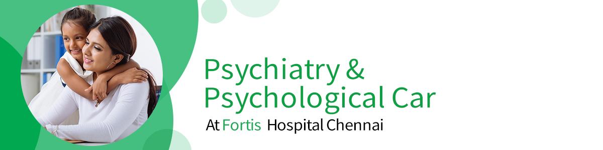 Mental Health Hospital In Chennai